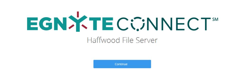 Haffwood File Server
